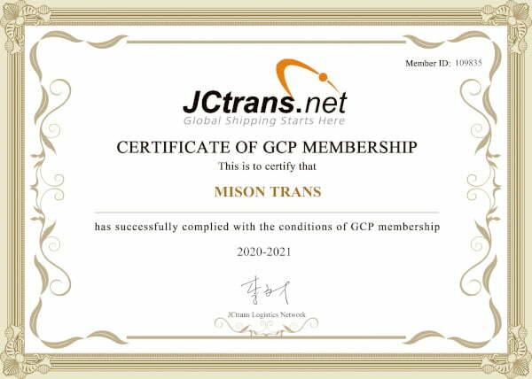 Mison Trans - JCtrans