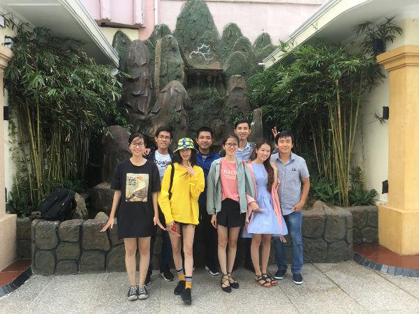 Mison Trans du lich he Vung Tau 2018
