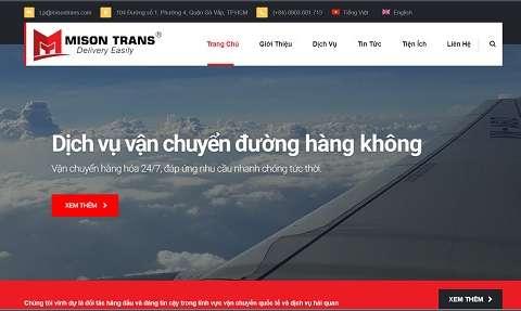 MISON TRANS - Công ty vận chuyển hàng hóa xuất nhập khẩu chất lượng hiện nay!