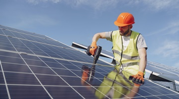 pin năng lượng mặt trời