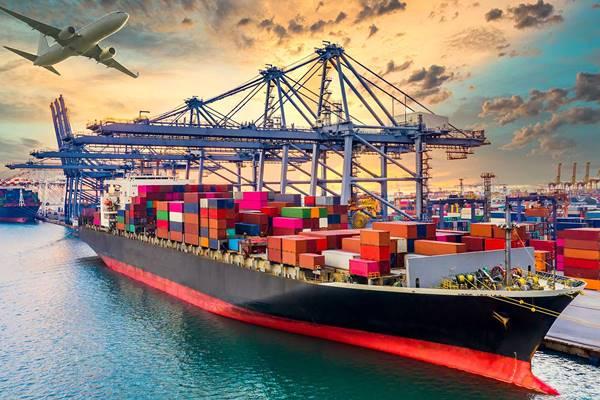 vận chuyển hàng hóa chính ngạch về Việt Nam