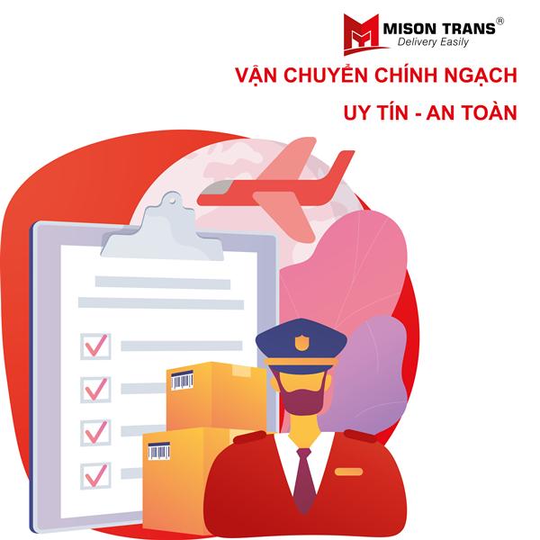 dịch vụ vận chuyển chính ngạch Trung
